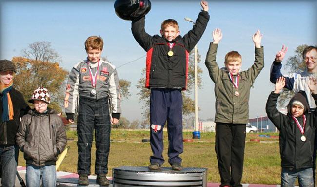 Победители соревнований для детей